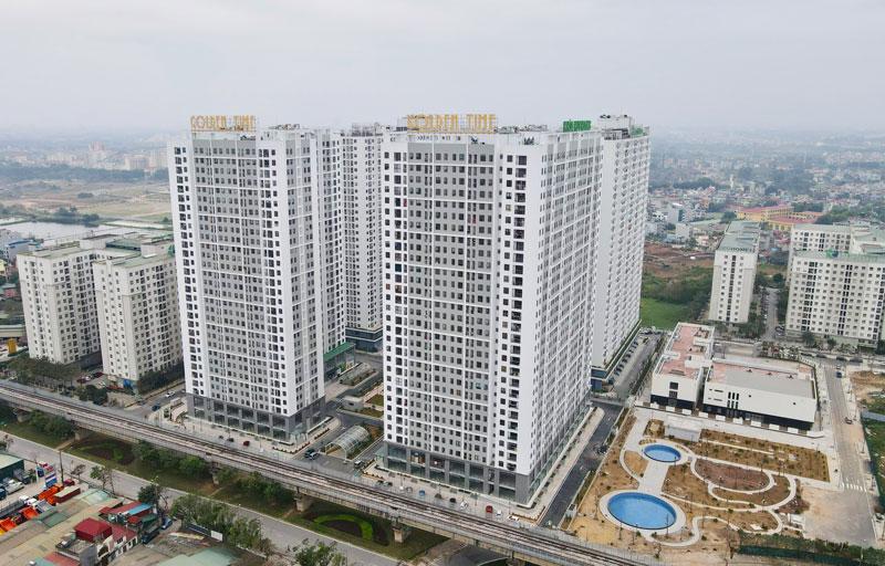 Chiến lược phát triển nhà ở quốc gia: Điều tiết thị trường bất động sản
