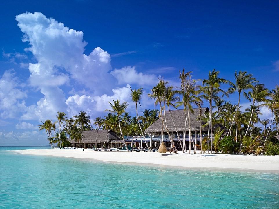 Các cặp đôi mới cưới có thể chọn Velaa ở Maldives, khách sạn trăng mật tuyệt nhất Ấn Độ Dương, để có một kỳ nghỉ yên tĩnh, riêng tư.