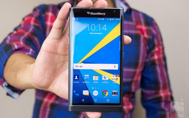 Lỗi lớn nhất của BlackBerry Priv là... đắt!