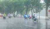 Các vùng trên cả nước đều có mưa, Bắc Bộ lạnh vào sáng và đêm