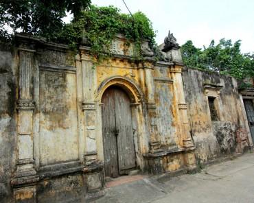 Ngôi làng 500 tuổi ở Hà Nội kích thích sự tò mò