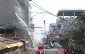 Huyện Phúc Thọ: Diễn tập PCCC, cứu nạn cứu hộ