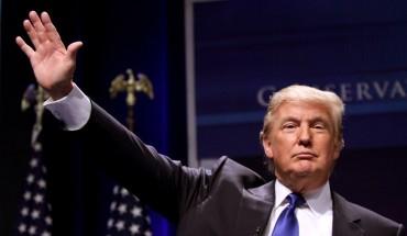 Tổng thống Mỹ Donald Trump bắt đầu chuyến công du châu Á