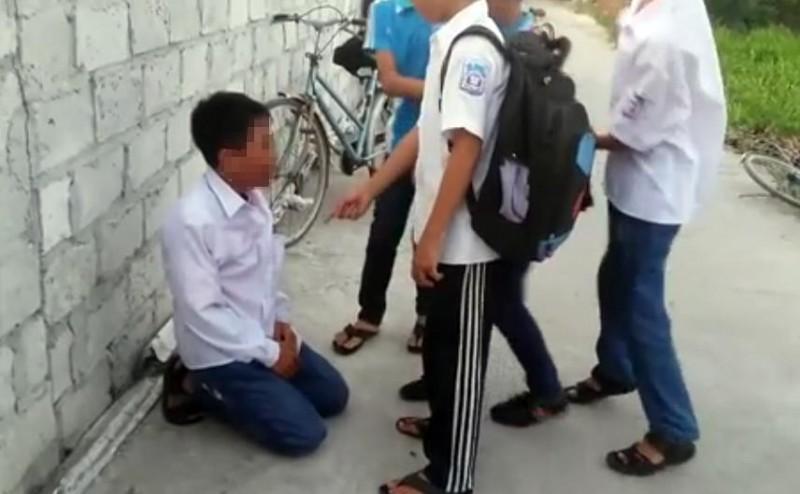 Bài 1: Khi phụ huynh gieo bạo lực đến trường