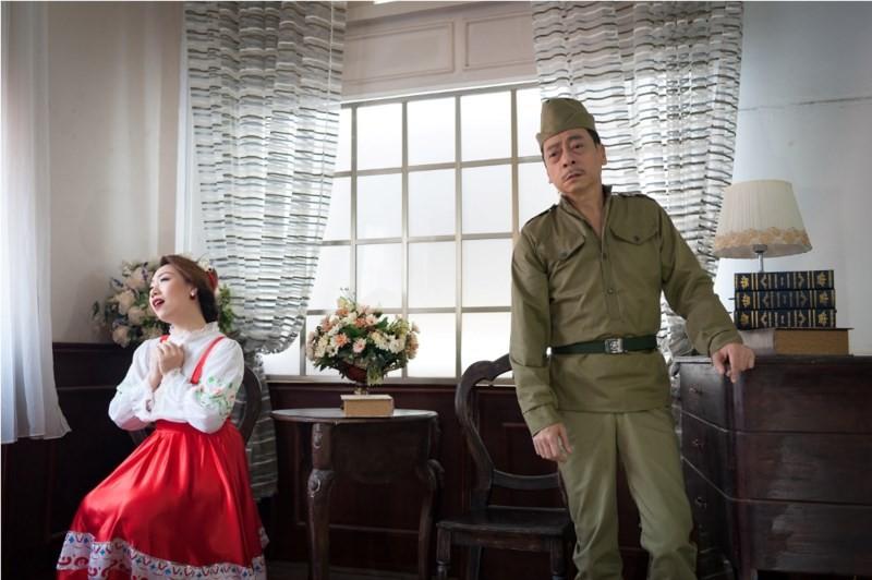 'Ông trùm' Phan Quân trở thành chiến sĩ Hồng quân