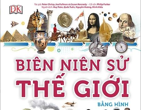 'Biên niên sử thế giới bằng hình' - Một cách học Sử khác