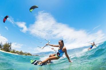 Những địa điểm lướt ván diều tuyệt nhất thế giới