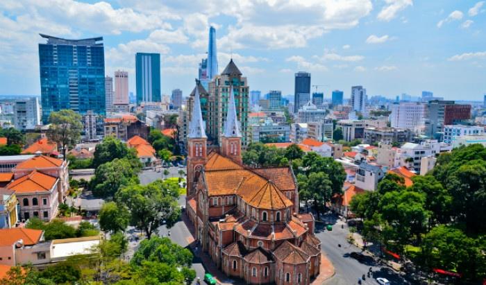 Thành phố Hồ Chí Minh công bố đề án xây dựng thành phố thông minh