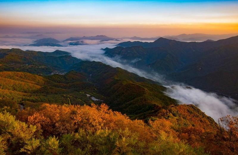 Phong cảnh thế giới tuyệt đẹp những ngày cuối Thu, lập Đông