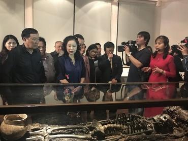 Bảo quản cổ vật: Không thể trông chờ mãi vào quỹ hỗ trợ nước ngoài