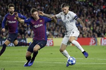 Inter Milan - Barcelona: Tấn công sòng phẳng