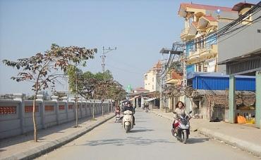 Huyện Thanh Oai: Dồn sức để về đích nông thôn mới