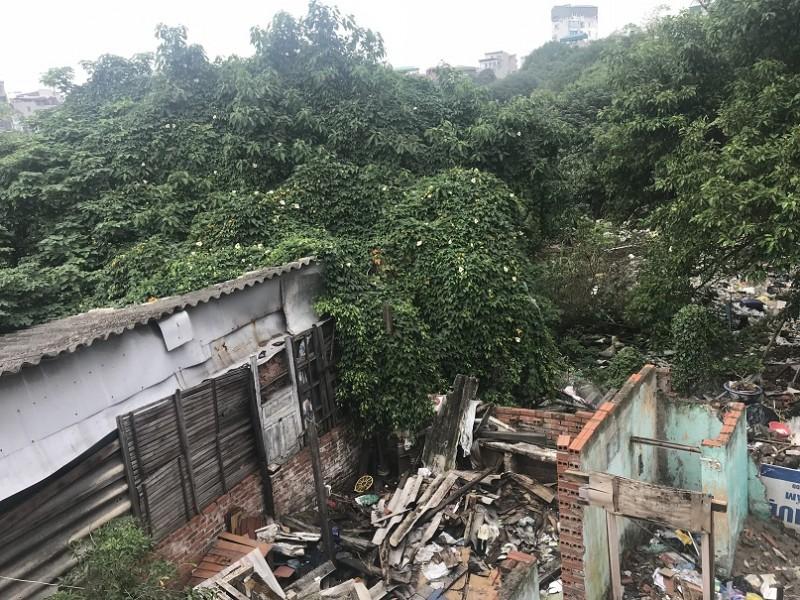 """Hồ Linh Quang (Đống Đa): Bao giờ mới thành """"phổi xanh""""?"""