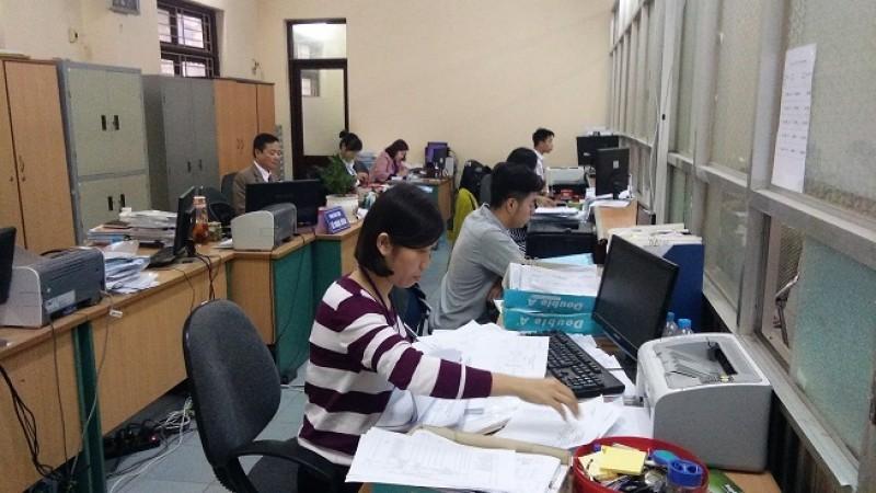 Phường Trung Liệt, quận Đống Đa: Giải quyết các thủ tục hành chính đúng hạn