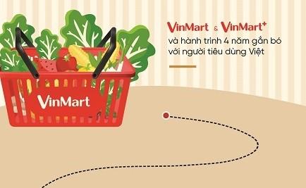 """Sự phát triển """"thần tốc"""" của nhà bán lẻ số 1 Việt Nam - VinMart & VinMart+"""