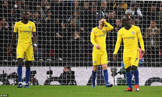 Chelsea đứt mạch bất bại, Manchester City và Liverpool bứt tốc