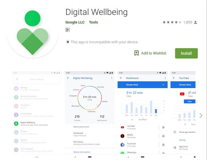"""""""Cai nghiện"""" smartphone với công cụ mới từ Google"""