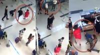 Hành hung nhân viên sân bay: Nghiêm trị thích đáng