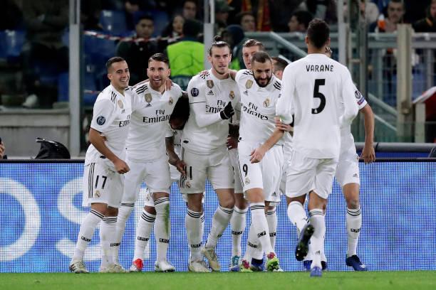 AS Roma 0-2 Real Madrid: Solari lấy lại niềm tin, 'kền kền' đoạt ngôi đầu