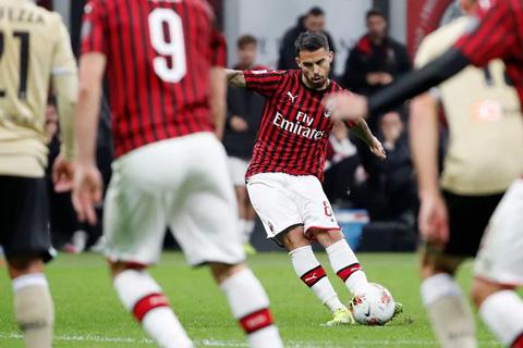 Milan 1-0 SPAL: Thắng lợi đầu tiên của Stefano Pioli