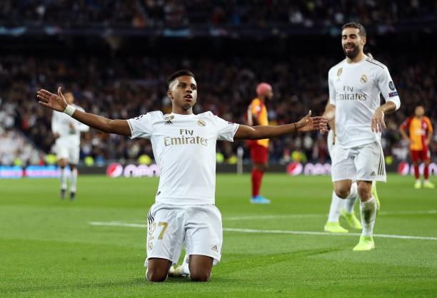 Real Madrid 6-0 Galatasaray: Rodrygo lập hattrick, Real chơi Tennis trên sân nhà