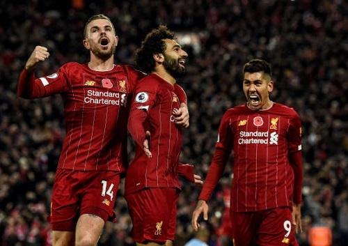 Liverpool 3-1 Man City: The Kop khẳng định vị thế số 1