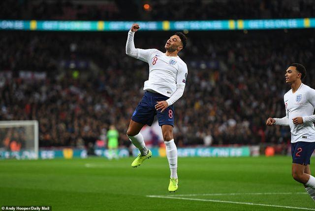 """Anh 7-0 Montenegro: """"Tam sư"""" đoạt vé sớm dự vòng chung kết Euro 2020"""