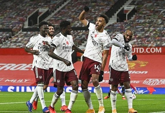M.U 0-1 Arsenal: Bộ mặt đáng thương