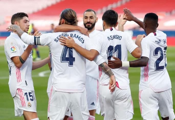 Real Madrid - Inter: Chiến thắng đầu tiên