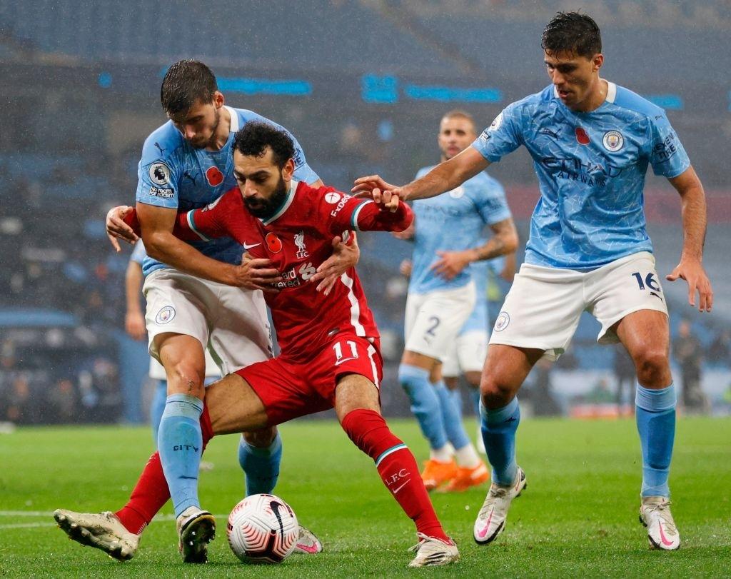 Man City 1-1 Liverpool: Bất phân thắng bại