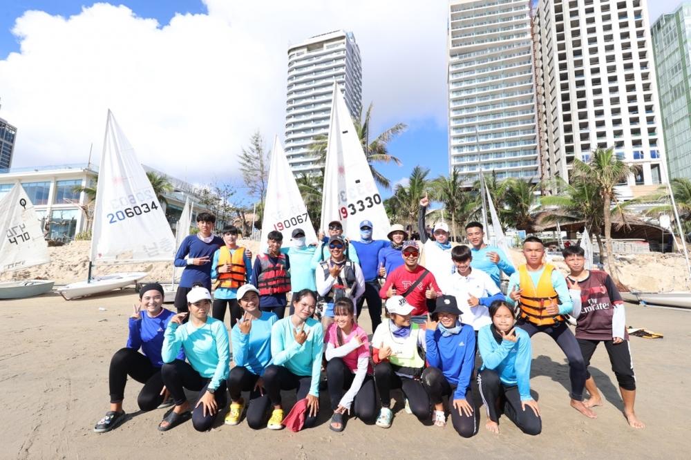 Đua thuyền Sailing vô địch trẻ quốc gia và giải vô địch các CLB toàn quốc 2020 tại Tp. Đà Nẵng