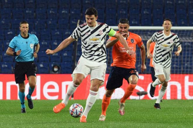 Man Utd - Istanbul Basaksehir: