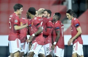 Man Utd 4-1 Basaksehir: Kết cục đã được dự đoán