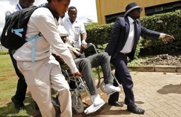 Sự cố hy hữu khi diễn tập an ninh, 38 người thương vong