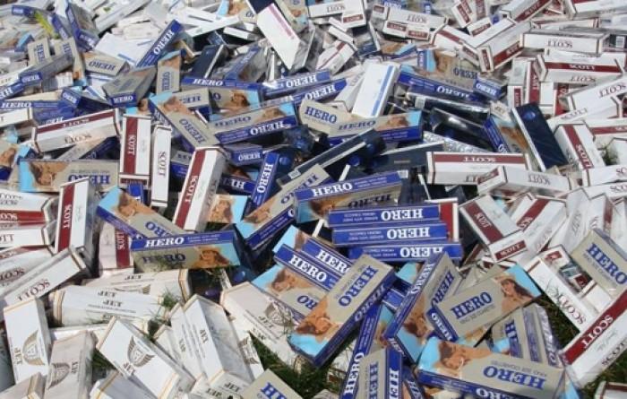 Buôn bán, vận chuyển 500 bao thuốc lá lậu sẽ bị xử lý hình sự