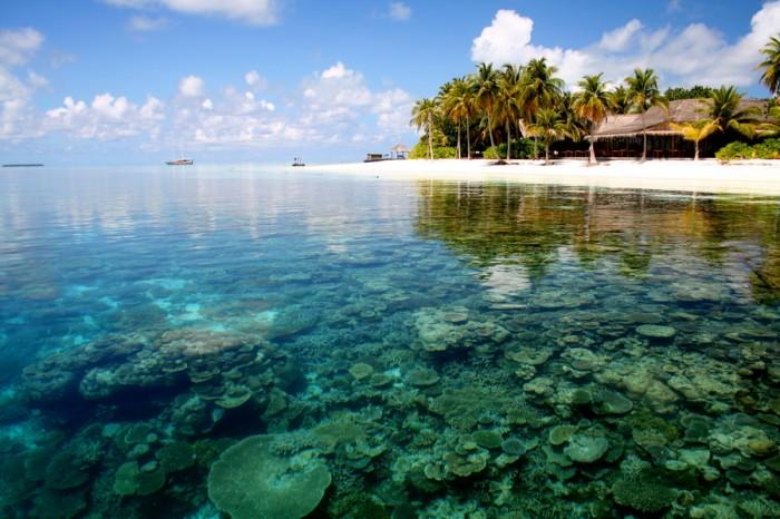 10 vùng biển đẹp nhất thế giới