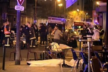 'Tấn công khủng bố tại Paris' được tìm kiếm nhiều nhất trên Google