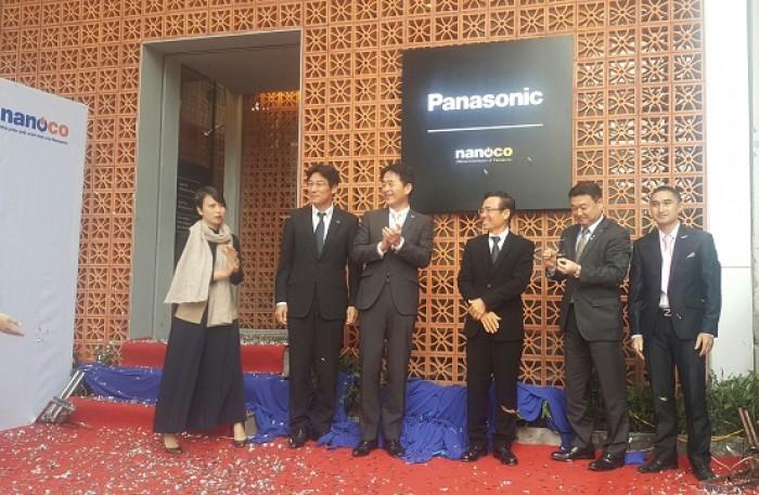 Khai trương Showroom Nanoco tại Hà Nội