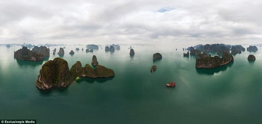 Halong Bay in Vietnam: The stunning natural wonder of the world is hugely popular with travelers