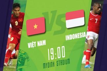 """Bán kết AFF Cup 2016: Việt Nam - Indonesia """"Bùng cháy"""" ở Mỹ Đình"""