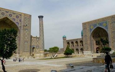 Uzbekistan miễn thị thực đơn phương cho công dân Việt Nam đến du lịch