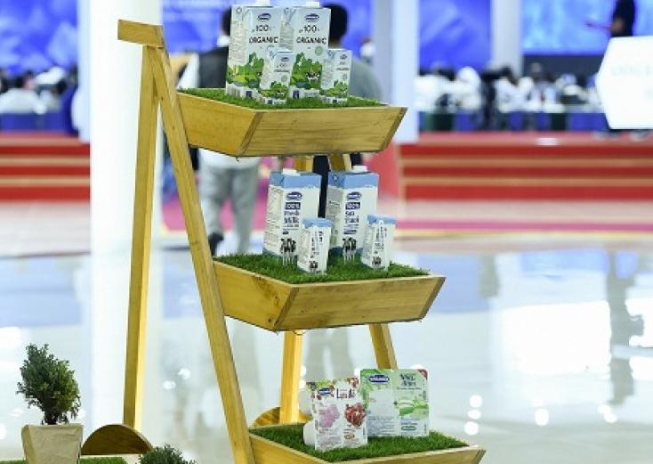 Sữa chua Vinamilk tự hào đồng hành cùng hàng triệu người tiêu dùng Việt Nam