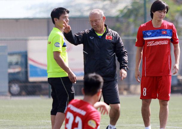 Đội tuyển U23 Việt Nam sẽ phải loại 7 cầu thủ trước khi dự giải M-150 Cup 2017
