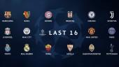 Xác định 16 đội bóng có mặt ở vòng knock-out Champions League