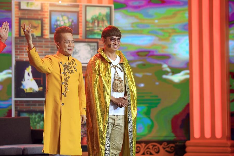 Học trò U40 của Minh Nhí mê diễn hài hơn kinh doanh