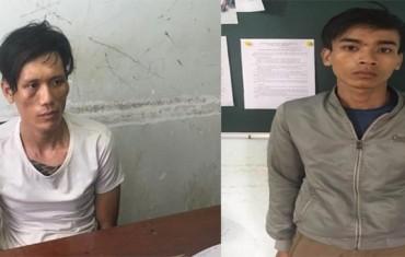 2 thanh niên gây nhiều vụ cướp ở Đắk Lắk bị bắt