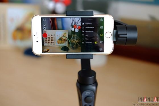 2 mẹo giúp chống rung video cực kì hiệu quả