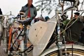 Những chiếc xe đạp cổ điểm thêm nét đẹp cho Thủ đô ngàn năm