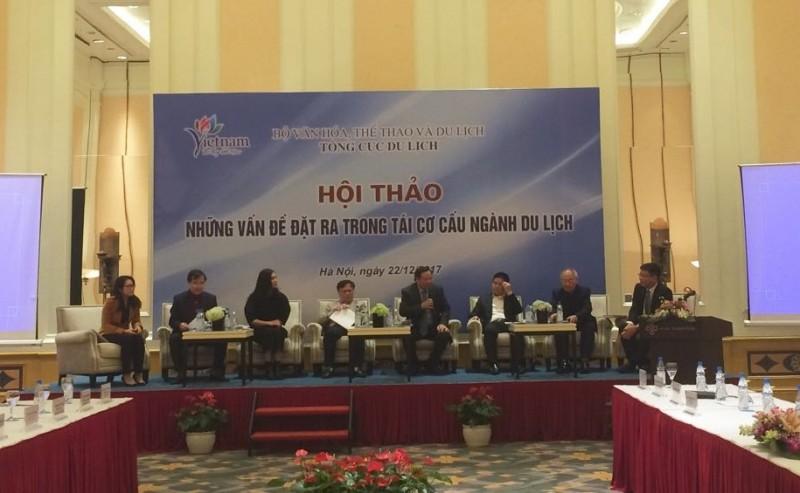 Tái cơ cấu ngành du lịch Việt Nam: Vẫn nóng câu chuyện văn minh