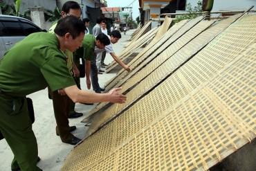 Thanh tra an toàn thực phẩm tại 12 tỉnh, thành phố